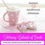 Northwest Arkansas Calendar of Events: February 2019