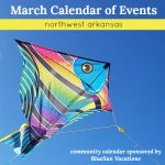 Northwest Arkansas Calendar of Events: March 2019