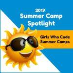 Summer Camp Spotlight: Girls Who Code Summer Immersion Program
