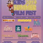 2019 Fun Family Outings: $2 Movies at Malco's Kids Summer Film Fest