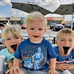 Summer Snapshots of kids in Northwest Arkansas