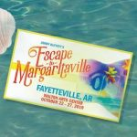 Moms' Night Out: Escape to Margaritaville at Walton Arts Center!