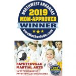 2019 Best Martial Arts Studio: Fayetteville Martial Arts