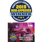 Big Box Karaoke voted Best Girls' Night Out in 2019 Mom-Approved Awards