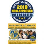 Haas Hall Academy voted Best Charter School in 2019 Mom-Approved Awards