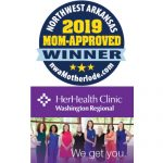 HerHealth at Washington Regional wins Mom-Approved Award for Best Women's Health Clinic