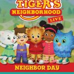 Giveaway: Win tickets to see Daniel Tiger's Neighborhood Live!