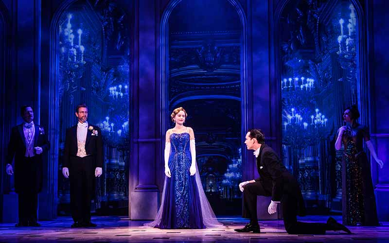 Anastasia  at Walton Arts Center
