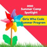 Summer Camp Spotlight: Girls Who Code