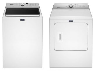 Maytag washer and dryer set from Metro Appliances
