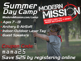 Modern Mission Summer Camp 2020