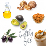 Healthy fats to add to your favorite foods list