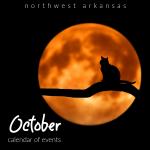 Northwest Arkansas Calendar of Events: October 2020