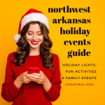 2020 Northwest Arkansas Holiday Events Guide: Christmas lights, fun activities, family events