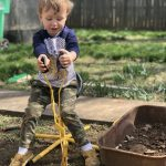 Home renovation with a baby, a toddler and a pandemic