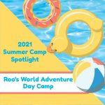 2021 Summer Camp Spotlight: Roo's World