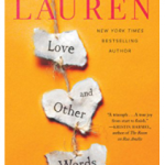 What We're Reading: Love and Other Words